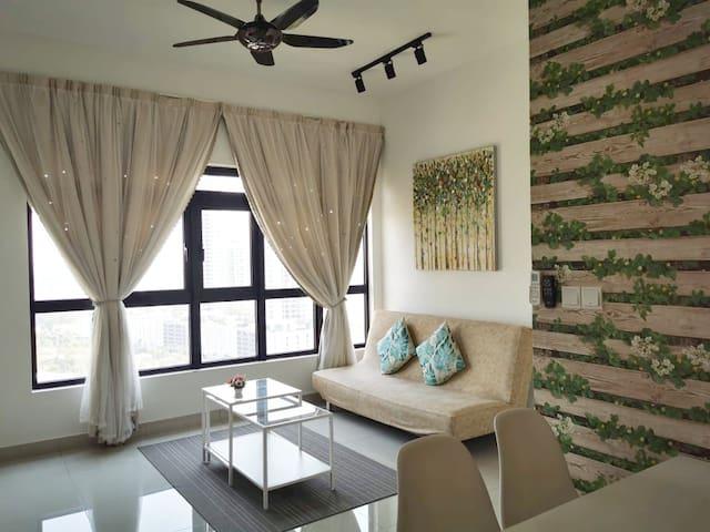 Comfort Homestay [Legoland/Johor/CIQ 2nd link]