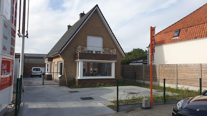 villa Pinson 500 meter van plopsaland