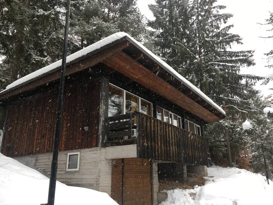 Il paradiso vicino cortina d 39 ampezzo chalet in affitto a for Affitto chalet cortina