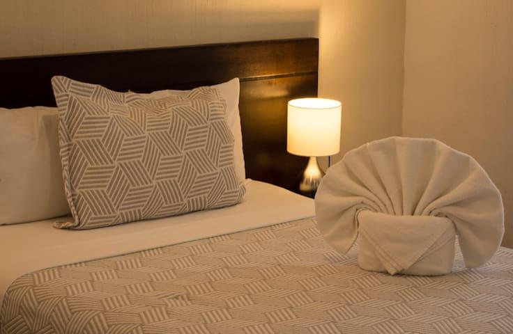 Beautiful room 2 per. Playa del Carmen Down Town