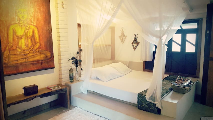 Suite Hippie Chic - Porto Seguro - Huis