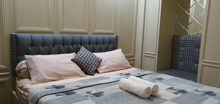 Modern Room Seturan Vivo Apartement {Room B3-B6}