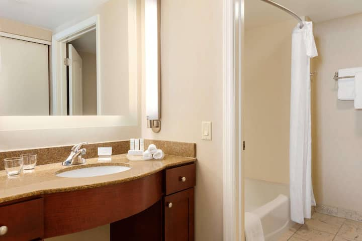 Deluxe Suite Double Bed One Bedroom  At Wyomissing Area