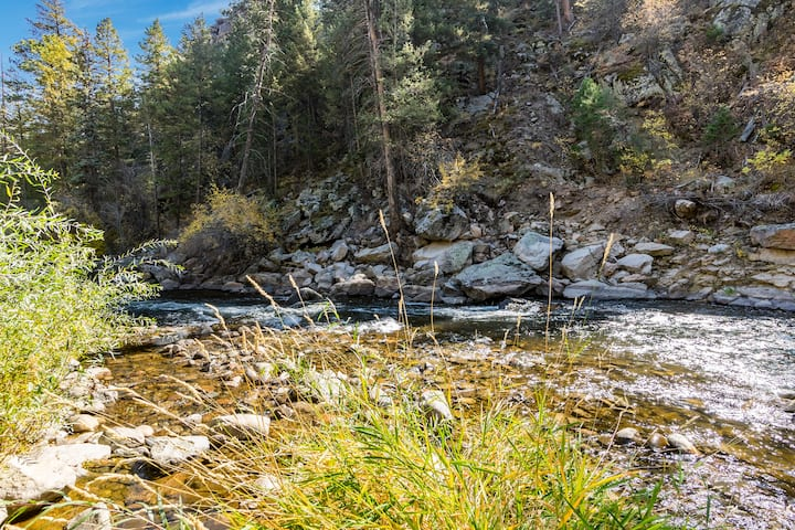 Big Thompson River Private Water Access for Fishing