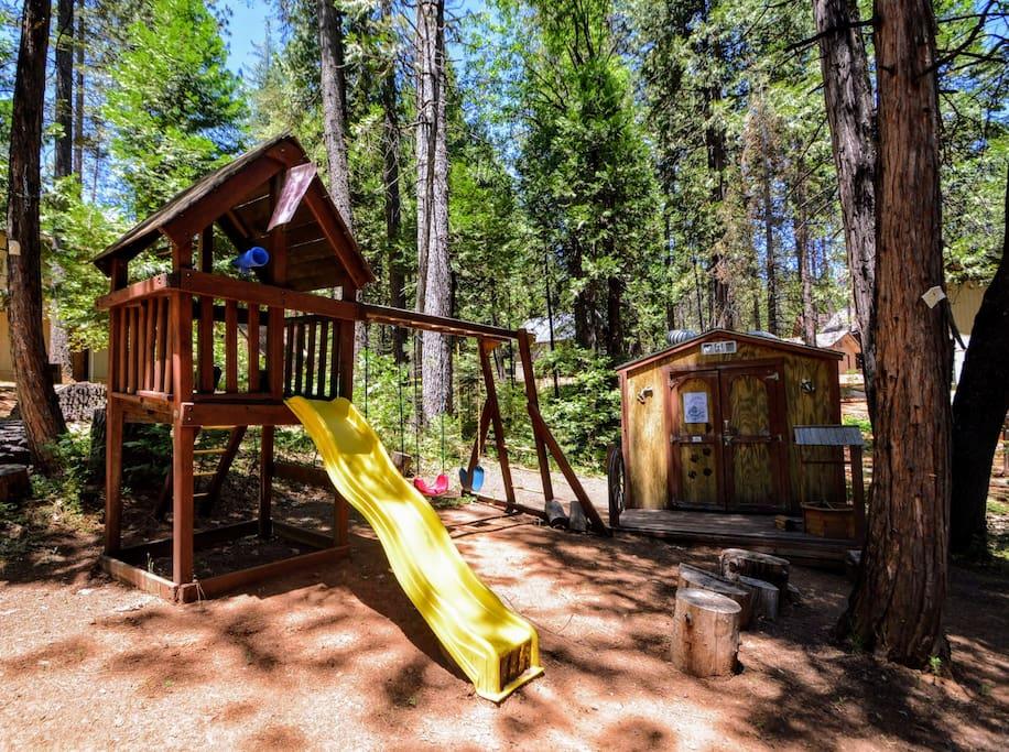 Playground on Site