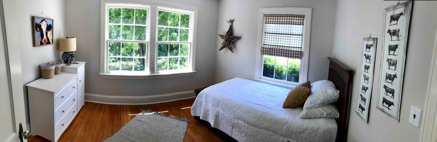 Twin with a trundle bedroom
