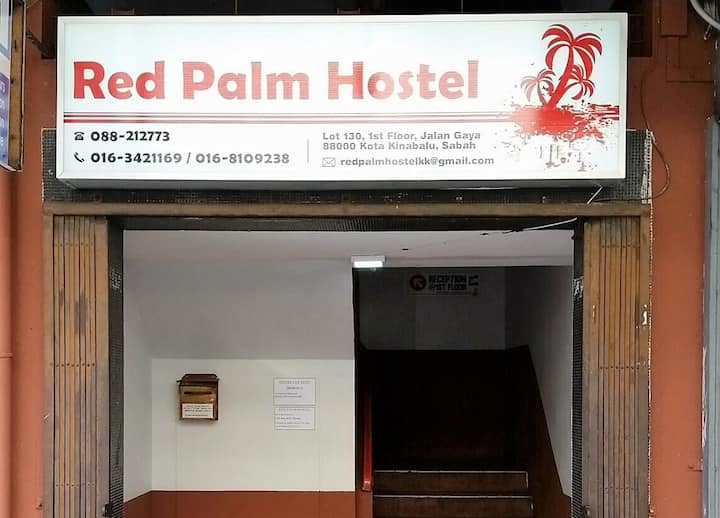 Red Palm Hostel