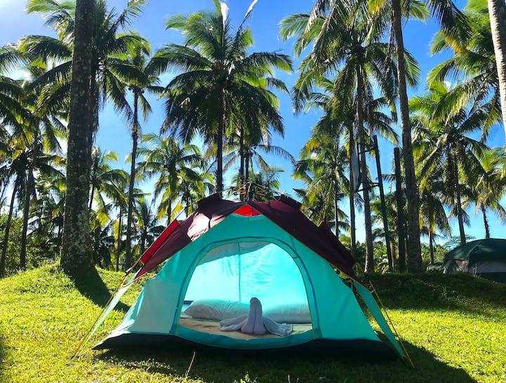 Camping in Caliraya Ecoville, Laguna