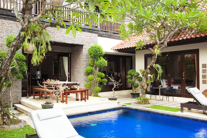 RECOMMENDED LOW BUDGET SUITE WITH B'FAST IN SANUR