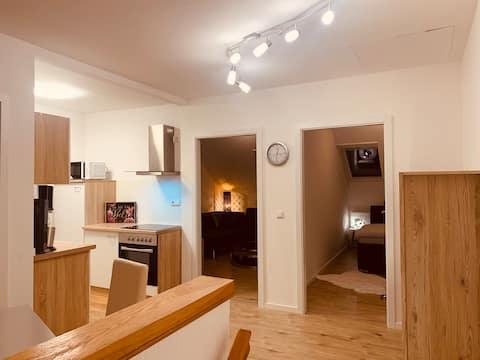 modern & cozy 2 Zimmer Wohnung, Netflix, Parkplatz