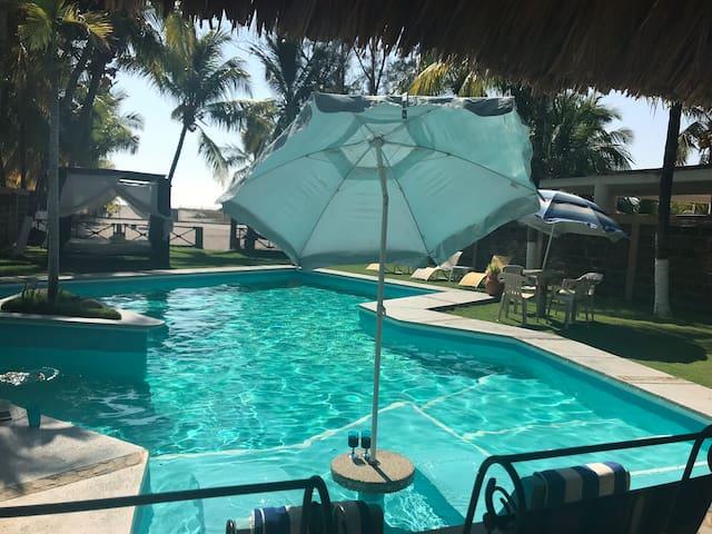 Casa Playa Linda Beach