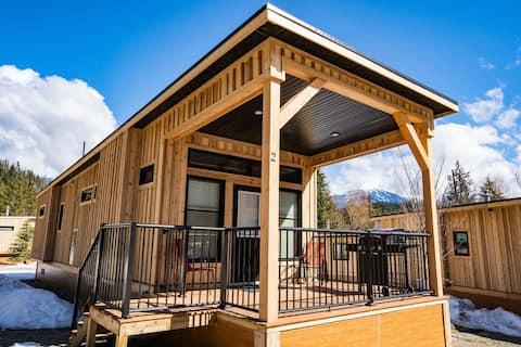 Premium Cabin at Boulder Mountain Resort