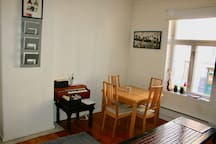 Huset Hostel Oslo. Medium Room 3.