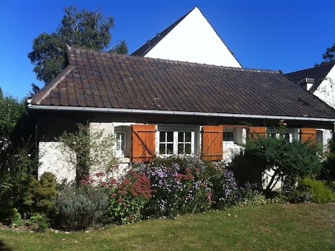 Le cottage entre Senlis et Chantilly
