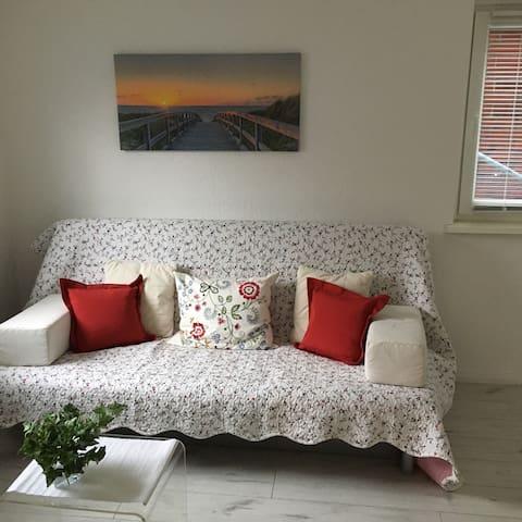 Schöne 2-Zimmer Wohnung in Geesthacht - Geesthacht - Appartement