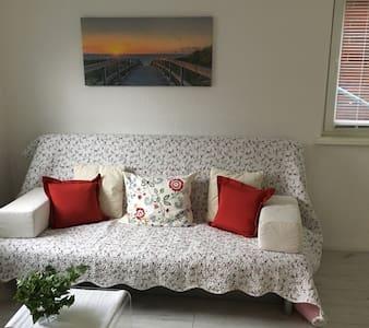 Schöne 2-Zimmer Wohnung in Geesthacht - Geesthacht - Pis