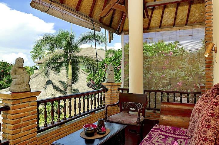 Superb Garden Room for 2 in Lombok Island - West Lombok Regency - Byt