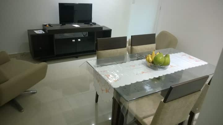 Apartamento médio luxo em Aracaju / Aruana