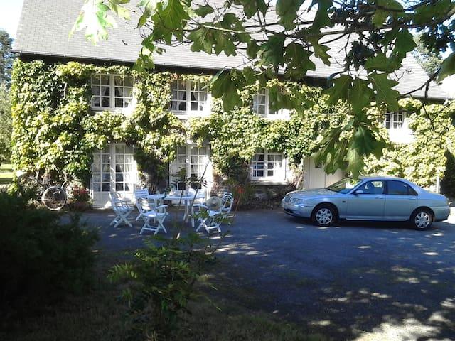 Maison de vacances en Brocéliande. - Paimpont - House