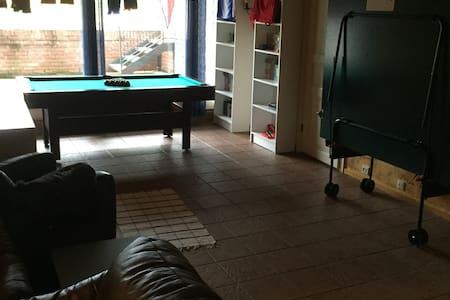 Leilighet/basement - Eidsberg - Apartment