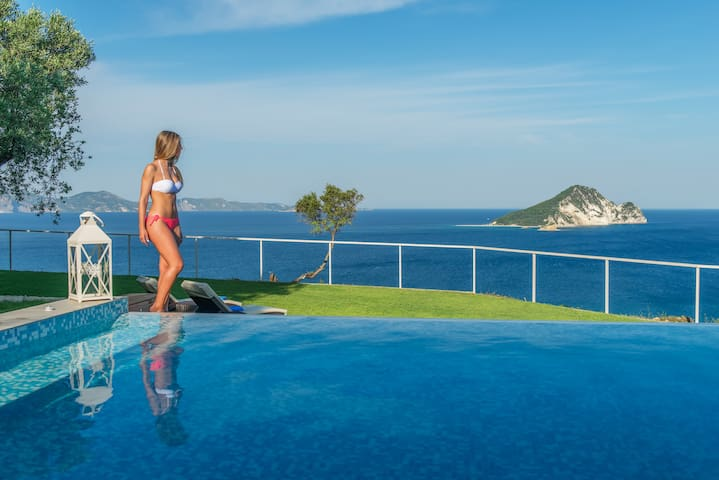 Avra Luxury Private Villa - Zakinthos - Villa