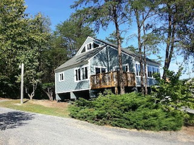 Chalet High/ Basye VA/Capital Sleeps 6