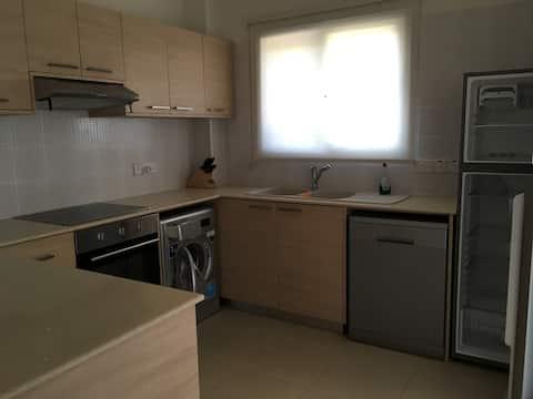 Holiday rental apartment in Mandria