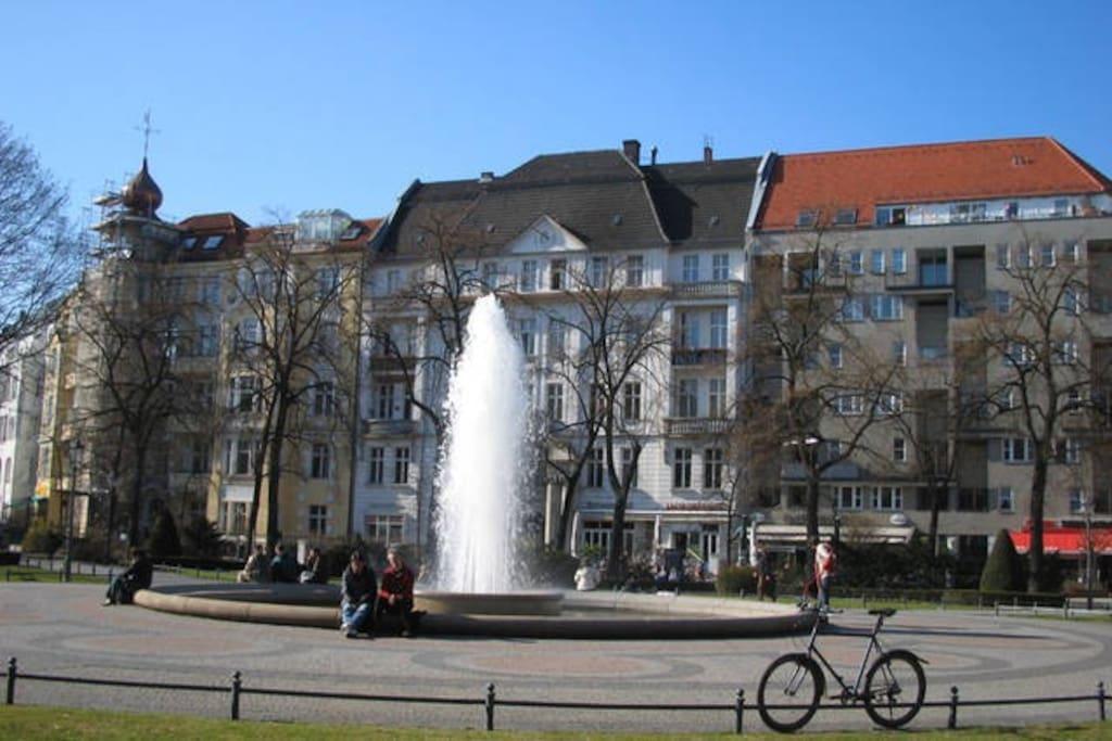 Location Berlin Appartement