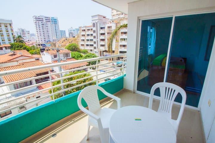 Apartamento Brisa Marina Rodadero