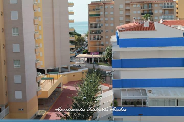 Apartment sea views WIFI swimming Pool PARKING
