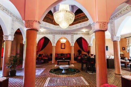 Riad Tilila , the authentic Marrakech - Μαρακές