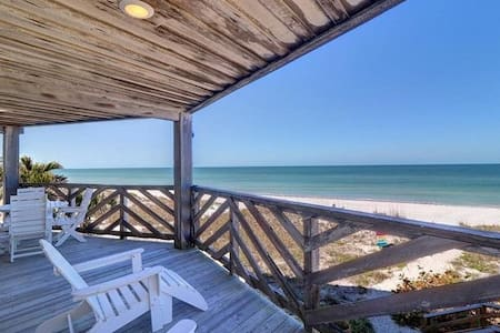 You are directly on the beach! Oceanfront paradise