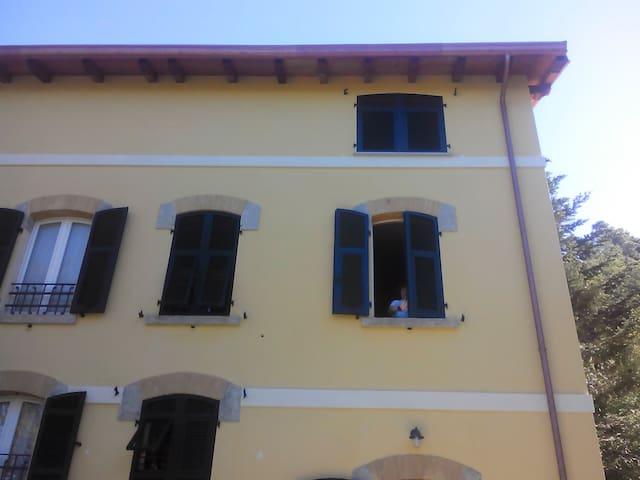 Mansarda Conchiglia Marina a Deiva - Cinque Terre - Deiva Marina - Wohnung