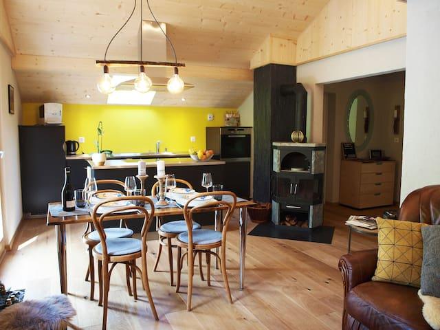 "Neues Appartement ""Chez Sophie"", nähe Bettmeralp"