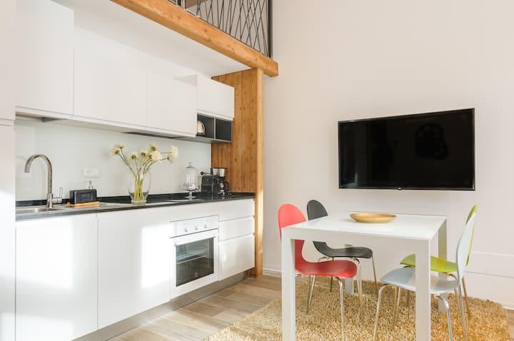 Design loft in the heart of Bolzano