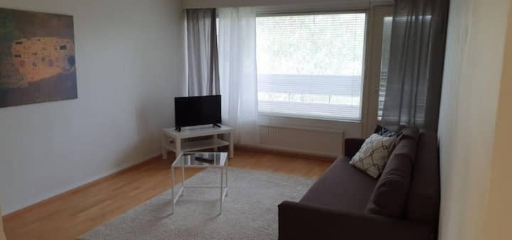 Kotimaailma furnished apartment, Renovated, Vantaa
