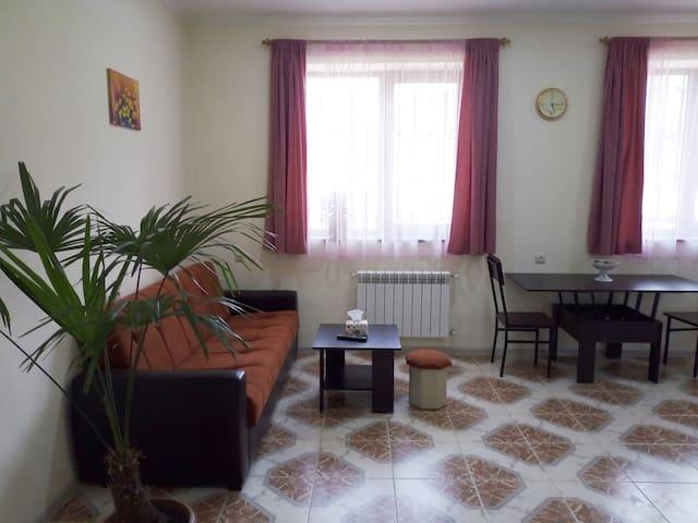 Spartak deluxe apartment