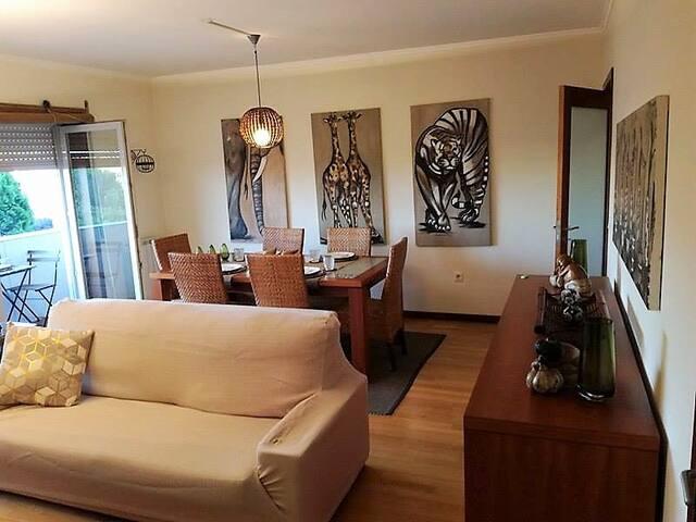 Apartamento T2 Leonardo Coimbra