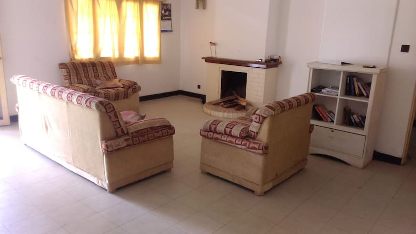 Hashim's home in Boma, Fort Portal - Fort Portal - Bungalou