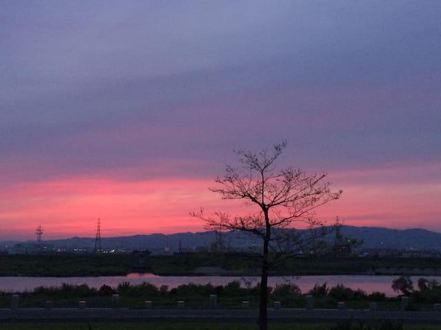 Riverside Getaway O.S.A.K.A - Hirakata - Wohnung