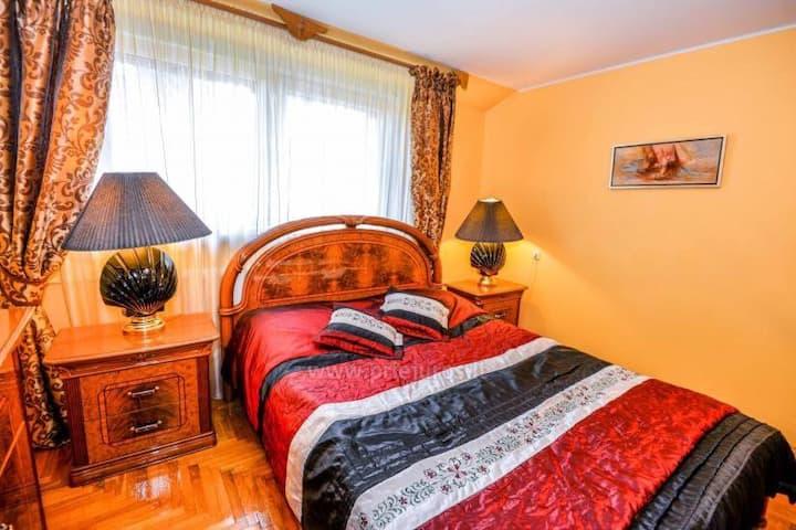 Three-room apartment in Nida