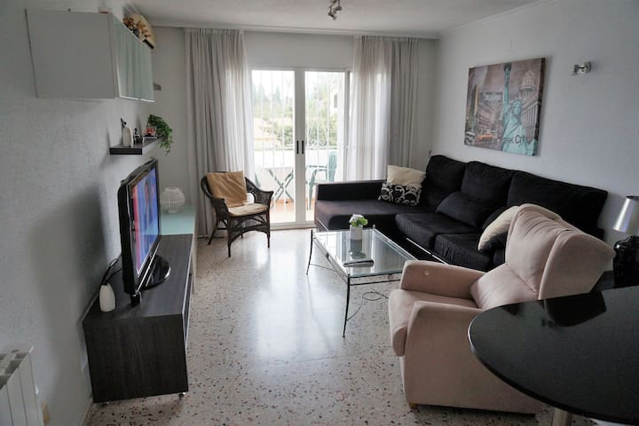 Luxurious Apartment in L'Albir with Terrace