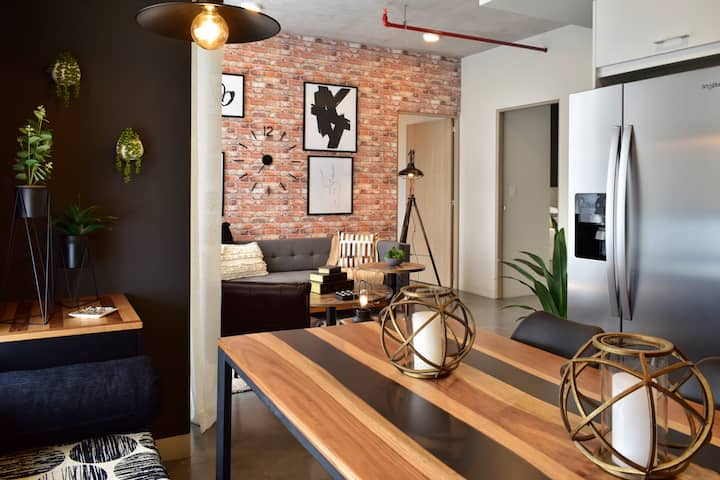 Upscale apartment at URBN Escalante