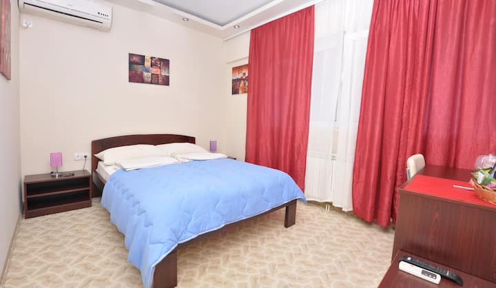 DOUBLE ROOM at Hotel Villa Panorama***