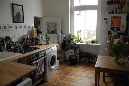 Altbauwohnung mit Charme - Oranienburg - Wohnung