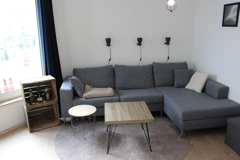 Gemütiches Wohnzimmer / Cozy living room