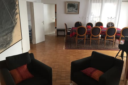 Espacioso apartamento en Ginebra - Geneve - Huoneisto
