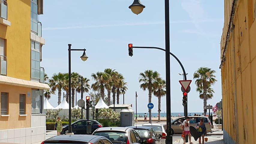 Casa típica de playa - València - 一軒家