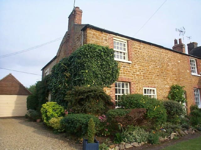 The Mousehole, Preston, Oakham, Rutland - Preston - House