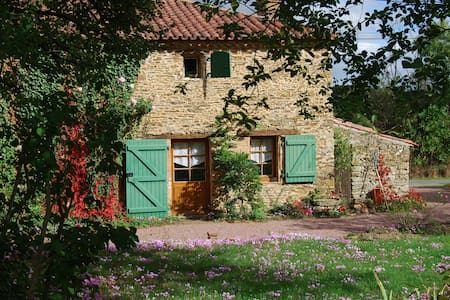 Maison de campagne - Bournezeau - Pondok alam